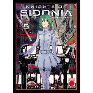Knights of Sidonia nº 05