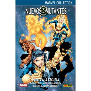 Marvel Collection. Nuevos mutantes