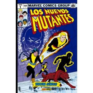Marvel Gold. Los nuevos mutantes nº 01