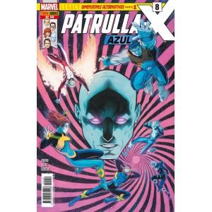 Patrulla-X Azul nº 59 (8)