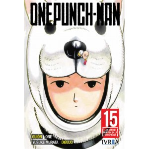One Punch-man nº 15