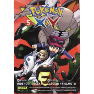 Pokemon X-Y nº 05