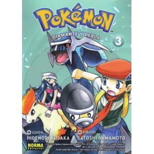 Pokémon nº 19. Diamante y Perla nº 03