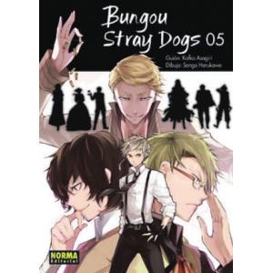 Bungou Stray Dogs nº 05