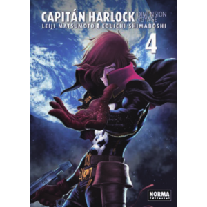Capitán Harlock. Dimension Voyage nº 04