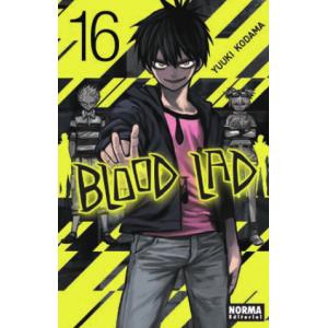 Blood Lad nº 16