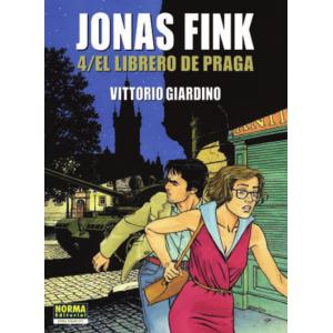 Jonas Fink nº 04: El librero de Praga