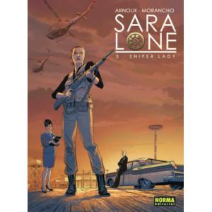 Sara Lone nº 03: Sniper Girl