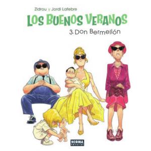 Los Buenos Veranos nº 03. Don Bermellón