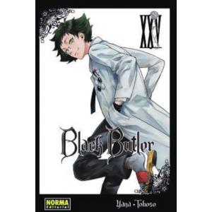 Black Butler nº 25