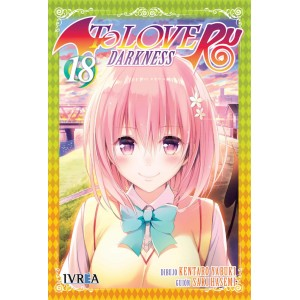 To Love Ru Darkness nº 18