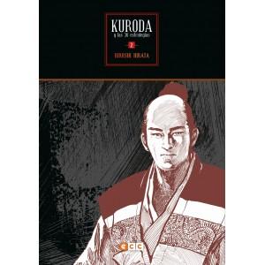 Kuroda y las 36 estratagemas nº 02