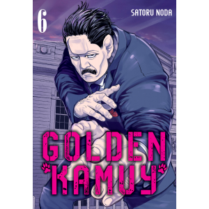 Golden Kamuy nº 06