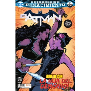 Batman nº 73/18 (Renacimiento)