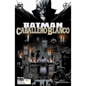 Batman: Caballero blanco nº 02