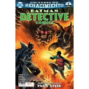 Batman: Detective Comics nº 09 (Renacimiento)