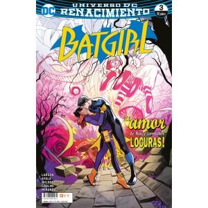 Batgirl nº 03 (Renacimiento)