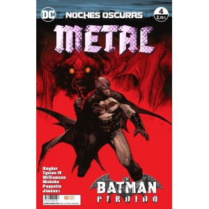 Noches oscuras: Metal nº 04