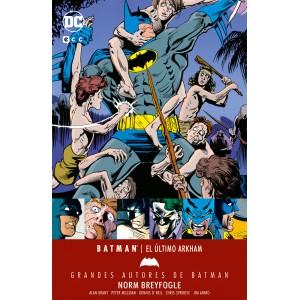 Grandes autores de Batman: Norm Breyfogle - El último Arkham