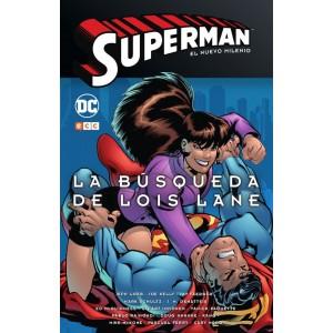 Superman: El nuevo milenio nº 02 - La búsqueda de Lois Lane
