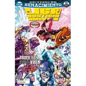 Liga de la Justicia de América nº 10 (Renacimiento)