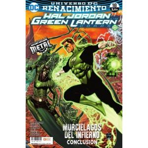Green Lantern nº 73/ 18 (Renacimiento)