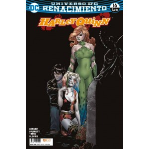 Harley Quinn nº 24/ 16 (Renacimiento)