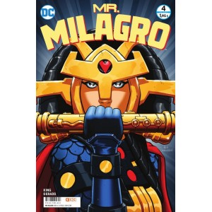 Mr. Milagro nº 04