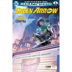 Green Arrow vol. 2, nº 09 (Renacimiento)