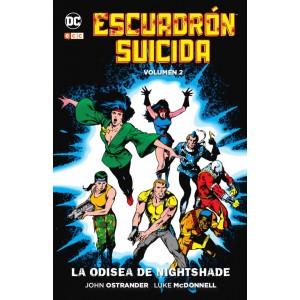 Escuadrón Suicida: La odisea de Nightshade