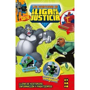 Las aventuras de la Liga de la Justicia nº 07