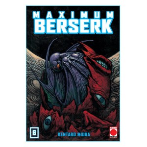 Berserk Maximum nº 06