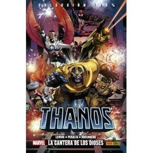 100% Marvel HC. Thanos nº 02