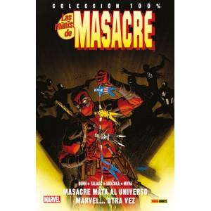 100% Marvel. Las minis de Masacre nº 11