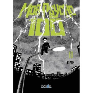 Mob Psycho 100 nº 10