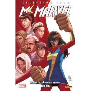 100% Marvel. Ms. Marvel nº 07
