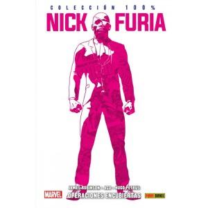 100% Marvel. Nick Furia: Operaciones encubiertas