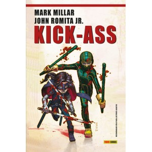 Biblioteca Millarworld. Kick-Ass
