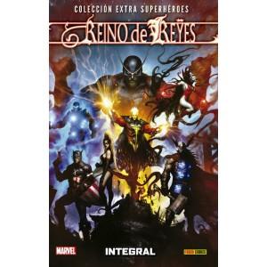 Colección extra superhéroes nº 76. Reino de reyes