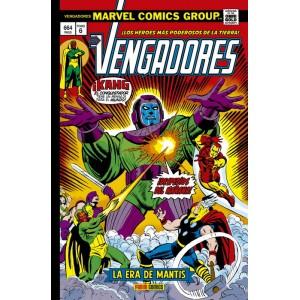 Marvel Gold. Los Vengadores nº 06