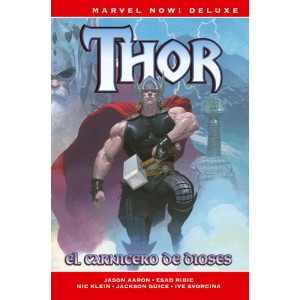 Marvel Now! Deluxe. Thor de Jason Aaron nº 01