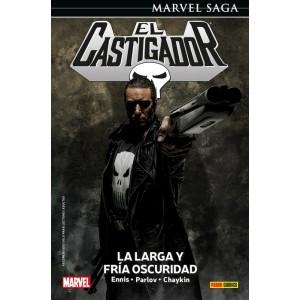 Marvel Saga nº 54: El Castigador nº 11