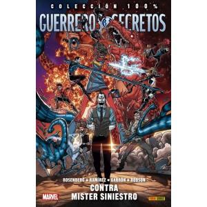 100% Marvel. Guerreros secretos nº 02
