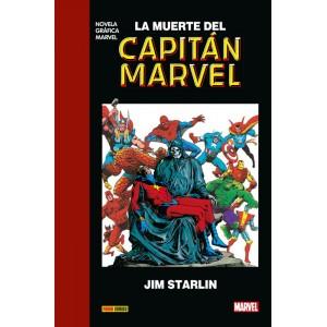 MGN. La muerte del Capitán Marvel