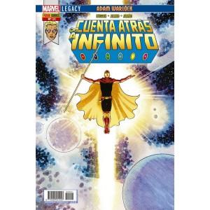 Héroes Marvel - Cuenta atrás a infinito: Adam Warlock