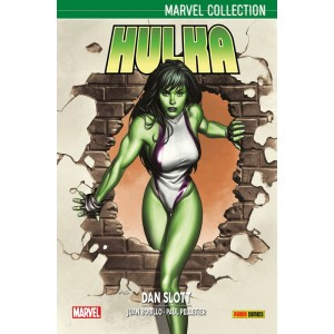 Marvel Collection. Hulka nº 01