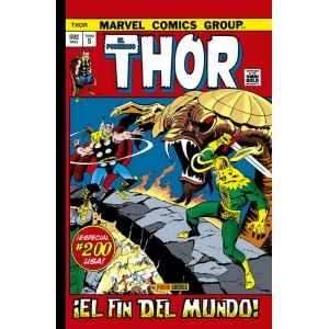 Marvel Gold. El poderoso Thor nº 05