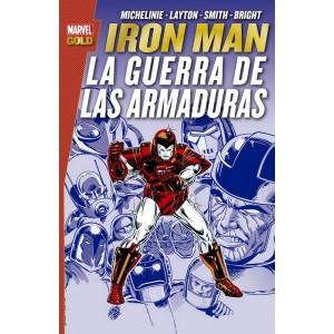 Marvel Gold. Iron Man: La guerra de las armaduras