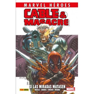 Marvel Héroes nº 87. Cable & Masacre nº 01