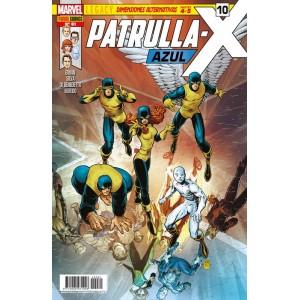Patrulla-X Azul nº 61 (10)